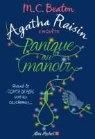 Panique au manoir (Agatha Raisin)
